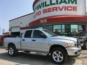 *Safetied* 2006 Dodge Ram 1500 SLT * Hemi * Clean Title * 4WD *