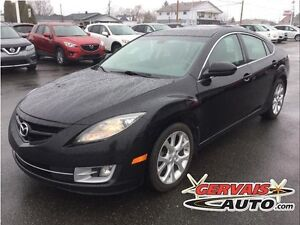 Mazda MAZDA6 GT V6 Cuir Toit Ouvrant MAGS 2010