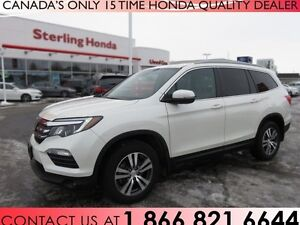 2016 Honda Pilot EX-L | NAVIGATION | PRO PACKAGE | LOW KM'S!!