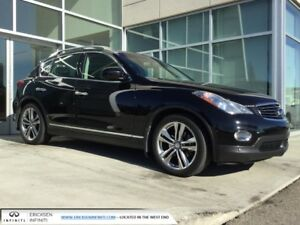 2011 Infiniti EX35 AWD/LEATHER INTERIOR/SUN ROOF/BACK UP MONITOR