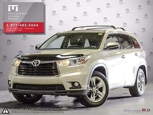 2015 Toyota Highlander Limited All-wheel Drive