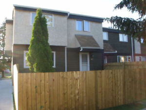 Wow, Near West Edmonton Mall 4 Bedroom Townhouse for Rent