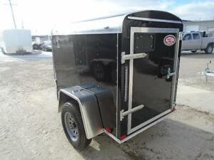 4x6 Atlas Enclosed - EASY TO HAUL W/ ANY VEHICLE!! London Ontario image 5