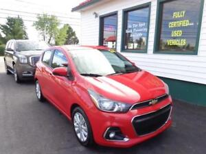 2018 Chevrolet Spark LT for only $139 bi-weekly all in!