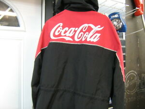 Coca Cola Jacket Kitchener / Waterloo Kitchener Area image 3