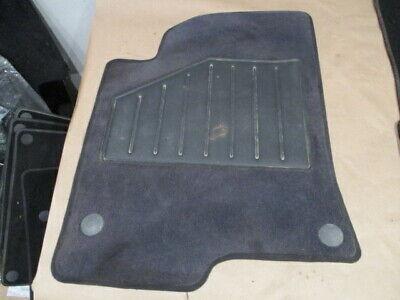 Maserati 4200 Coupe - LH Front Floor Mat - Black