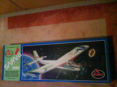 Balsaholz Flugzeugmodellbausatz für Funkfernsteuerung