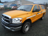 2007 Ram 1500 ST Pickup Truck Vancouver Greater Vancouver Area Preview