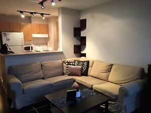 Gorgeous 1 BED Condo, furnished $2000- 550sqft near Coal Hrbr
