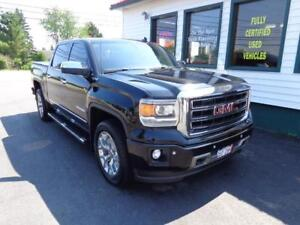 2015 GMC Sierra 1500 SLT w/ Leather, sunroof & more!