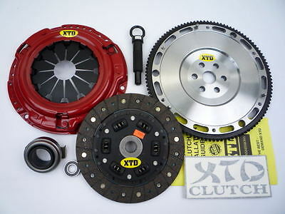 STAGE 2 CLUTCH & 9LBS FLYWHEEL KIT 92-05 CIVIC WITH SOHC D SERIES -