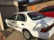 Need to sell 1998 Toyota Corolla CSI Wallaroo Gungahlin Area Preview