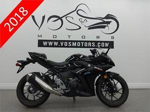 2018 Suzuki GSX250R-Stock#V2658-No Payments for 1 Year**