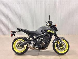 2016 Yamaha FZ-09