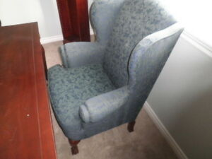 Wing Chair...