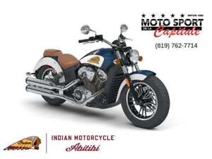 2018 Indian Motorcycles Scout ABS