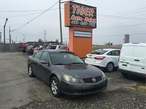 2005 Nissan Altima 2.5 S**MANUAL**ONLY 110 KMS**GREAT CONDITION