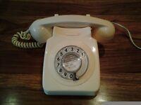 Original 1970s Home Telephone