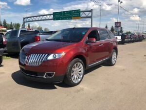 2014 Lincoln MKX AWD NAV ROOF LTHR