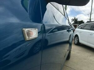 2013 Holden Cruze JH SERIES II MY Equipe Blue 5 Speed Manual Sedan Southport Gold Coast City Preview