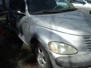 2002 Chrysler PT Cruiser Hatchback $850.00 o.b.o. >>>>