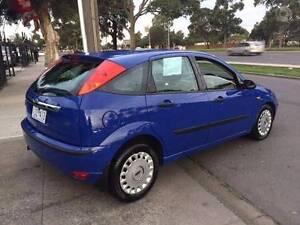 2002 Ford Focus Hatchback Kingsville Maribyrnong Area Preview