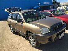2003 Hyundai Santa Fe GLS (4x4) GLS (4x4) 4 Speed Automatic Wagon Hoppers Crossing Wyndham Area Preview