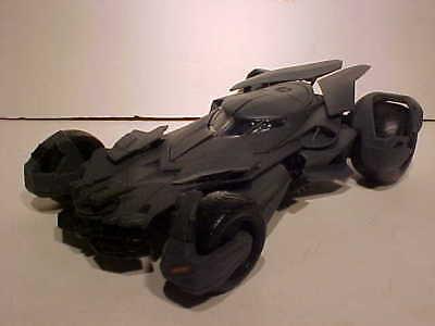 BATMAN 2016 vs Superman Batmobile Tumbler Diecast 1:24 Jada Toys 8 inch NO BOX