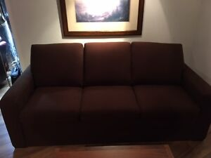 mint condition Baynton trundle sofa