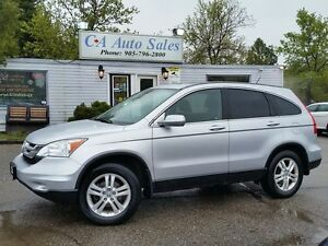 2010 Honda CR-V ONE OWNER NON ACCIDENT CANADIAN WOW KM LOW!!