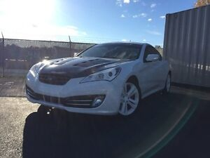 2012 Hyundai Genesis Coupe 3.8l V6 Y.E.S WAS $17,950 NOW $16,777