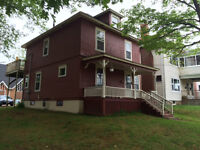 2 Bedroom - 352 Cameron St, Moncton - Available July 1