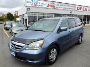 2005 Honda Odyssey EX-L,8 SEATER,NAVI,DVD (IT'S BEING SOLD AS IS