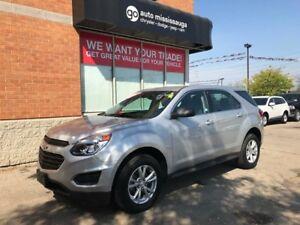 2017 Chevrolet Equinox LS AWD | Rear Camera | Bluetooth