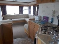 cheap[ static caravan for sale... priced to sell. skegness. not butlins. nr ingoldmells. not butlins