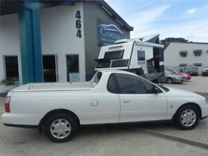 2003 Holden Commodore VY White 4 Speed Automatic Utility Earlville Cairns City Preview