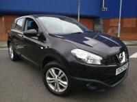 63 NISSAN QASHQAI 1.6 2WD ACENTA PRIVACY GLASS