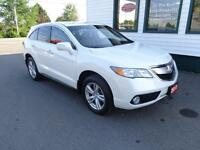 2013 Acura RDX AWD loaded for only $247 bi-weekly all in!