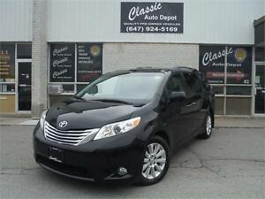 2011 Toyota Sienna Limited AWD **CERTIFIED**NAV**CAM**