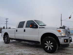 2012 FORD SUPER DUTY F-250 XLT-6.2L V8-ONE OWNER -NO ACCIDENT