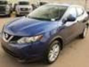 2018 Nissan Qashqai S FWD: HEATED FRONT SEATS, REARVIEW CAMERA,