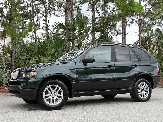 2004 bmw x5 no reserve premium miles florida one owner no rust used bmw x5. Black Bedroom Furniture Sets. Home Design Ideas