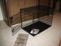 Large dog cage, BRAND NEW
