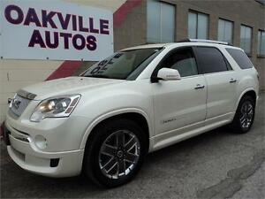 2012 GMC Acadia Denali AWD DVD NAVIGATION DUAL ROOF SAFET