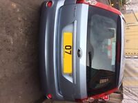 Ford Fiesta 2007 plate for sale 69000 miles only two previous owners
