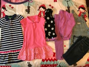 Girl's Size 6x / 7 Lot