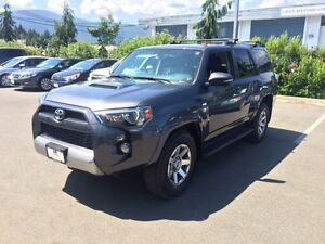 2014 Toyota 4Runner Trail Edition SUV, Crossover