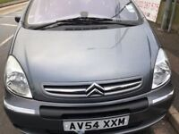 2004 AUTOMATIC CITROEN PICASSO VERY GOOD CONDITION DRIVES QUITE AND SMOOTH NO FAULTS