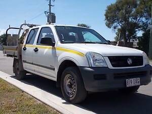 2005 Holden Rodeo Turbo Diesel Ute Mount Louisa Townsville City Preview