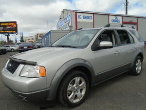 2007 Ford FreeStyle X SEL-AWD-AMAZING SHAPE-WITH REMOTE STARTER